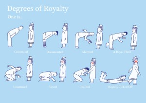 Degrees Of Royalty - Elly Carthy