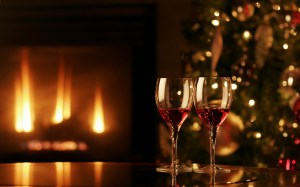 two-wine-glasses-christmas-fireplace-merry-christmas-hd-wallpaper